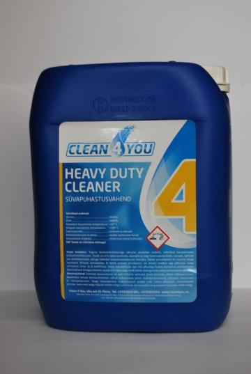 Heavy Duty Cleaner
